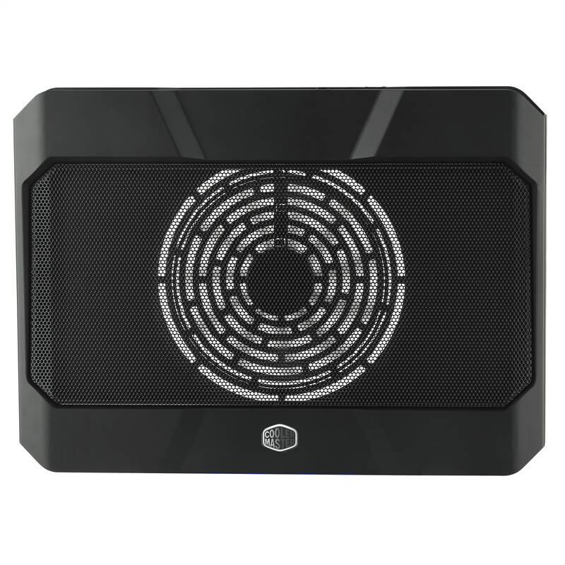 "Chladiaca podložka pre NTB Cooler Master X150R do 17"" (MNX-SWXB-10FN-R1) čierna"