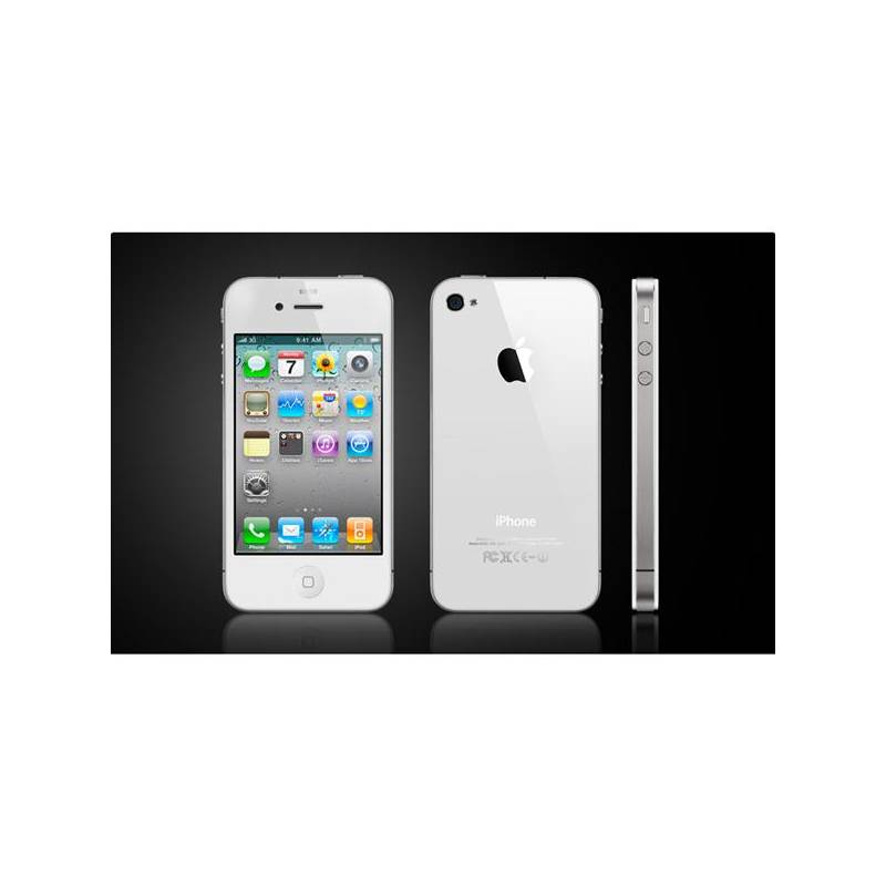 Mobilný telefón Apple iPhone 4 16GB (500730W) biely  53dded8efeb