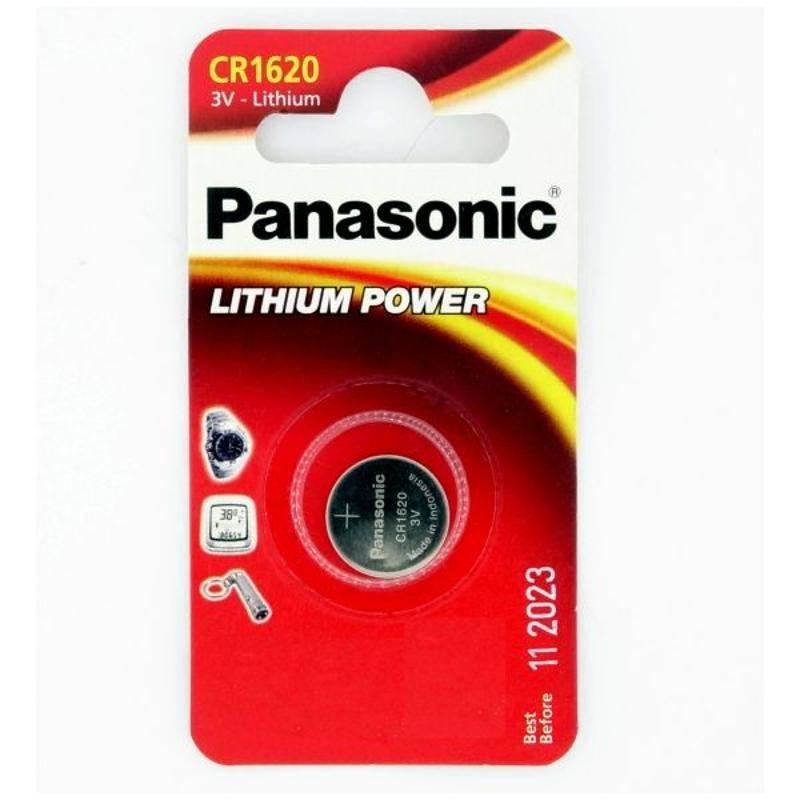 Batéria Panasonic CR1620 (131030)