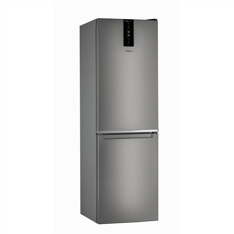 Kombinácia chladničky s mrazničkou Whirlpool W Collection W7 831T MX nerez + Extra zľava 10 % | kód 10HOR2020 + Doprava zadarmo
