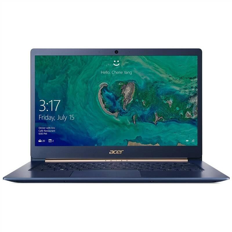 Notebook Acer Swift 5 Pro (SF514-53T-76M8) (NX.H7HEC.004) modrý