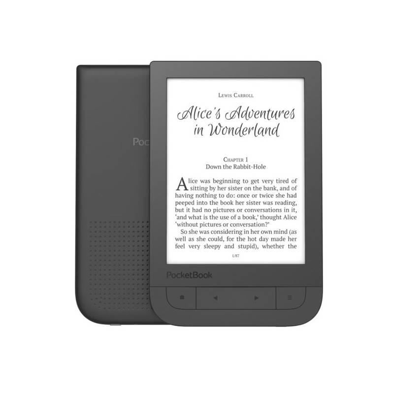 Čítačka kníh Pocket Book 631 Touch HD (EBKPK1562) čierna