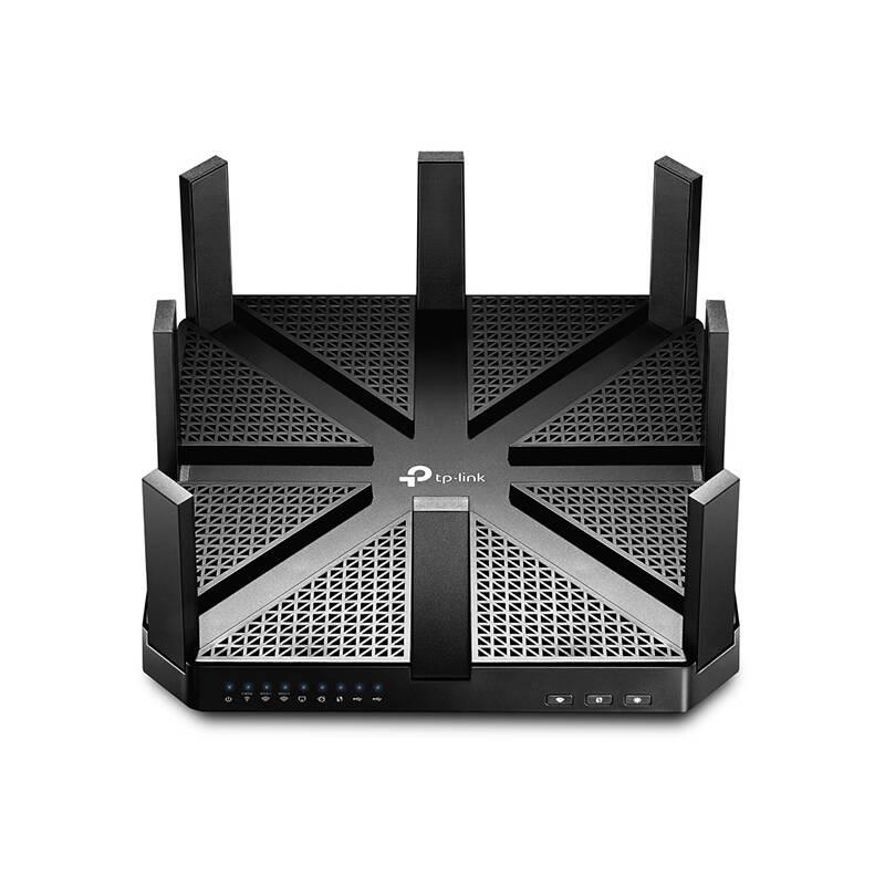 Router TP-Link Archer C5400 + IP TV na 3 měsíce ZDARMA (Archer C5400) čierny + Doprava zadarmo