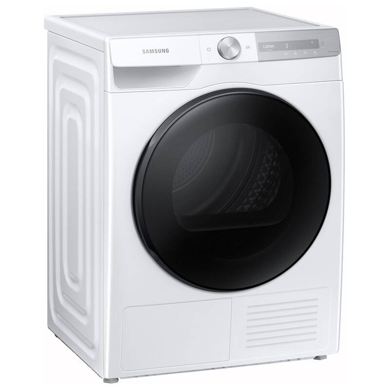 Sušička bielizne Samsung DV90T7240BH/S7 biela + Doprava zadarmo