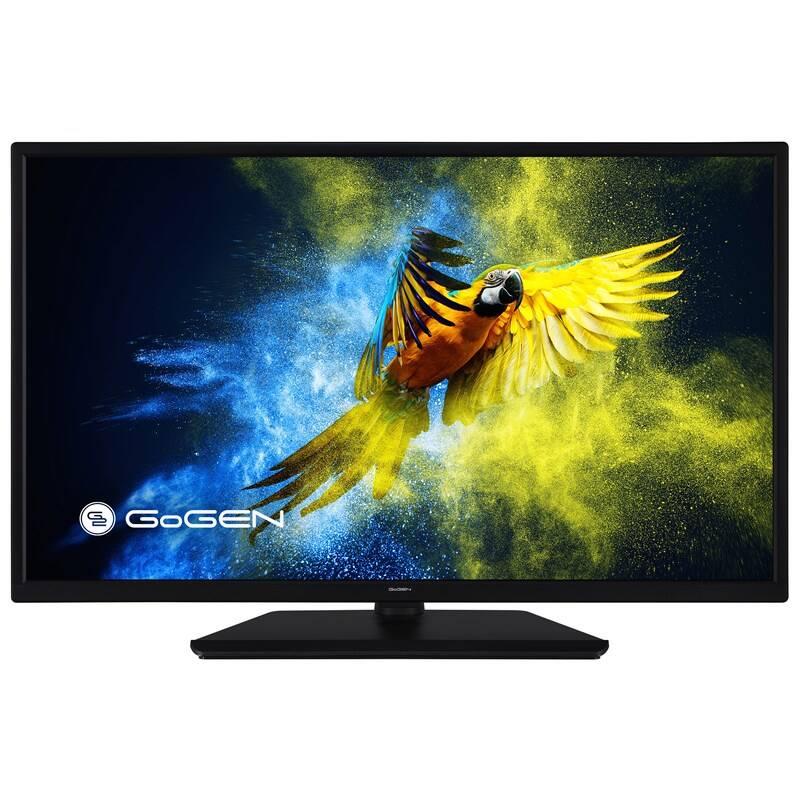 Televízor GoGEN TVF 32M528 STWEB čierna + Doprava zadarmo