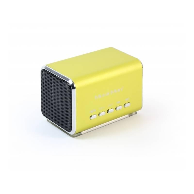 Prenosný reproduktor Technaxx MusicMan (3433) zelený