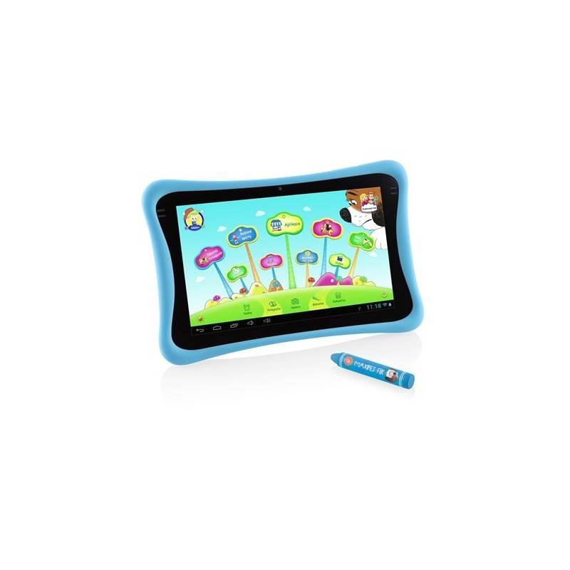 """14ca92b81 Tablet GoGEN Maxipes Fík MAXPAD9 G4P 9"""", 8 GB, WF, Android 4.4"""