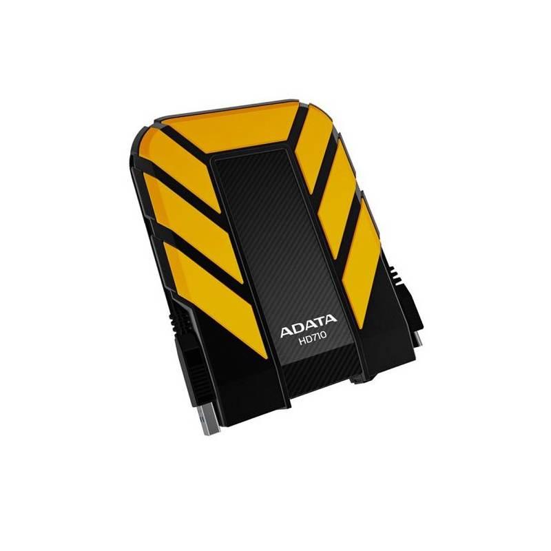 Externý pevný disk ADATA HD710 1TB (AHD710-1TU3-CYL) žltý