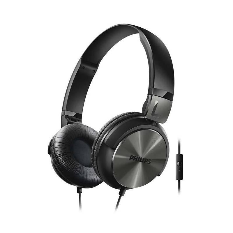 Slúchadlá Philips SHL3165BK (SHL3165BK) čierna