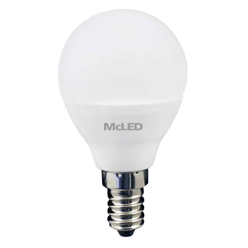 LED žiarovka McLED kapka, 3,5 W, E14, neutrální bílá