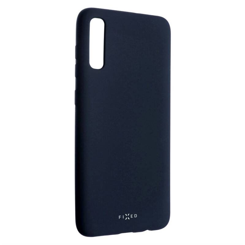 Kryt na mobil FIXED Story pro Samsung Galaxy A70 (FIXST-402-BL) modrý