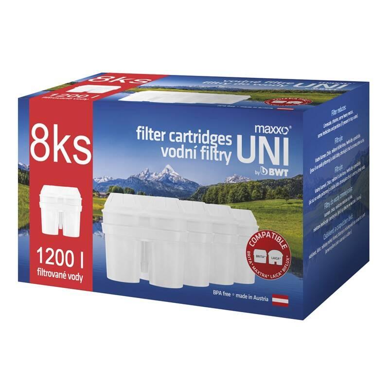 Filter na vodu Maxxo UNI 8 ks