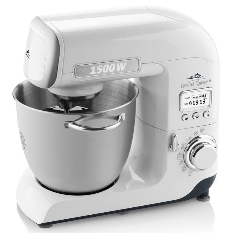 Kuchynský robot ETA Gratus Kuliner II 0038 90020 biely + Doprava zadarmo