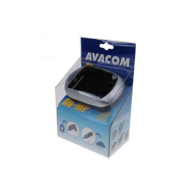 Nabíjačka Avacom AV-MP univerzální pro foto a video - blistr (AV-MP-BLN)