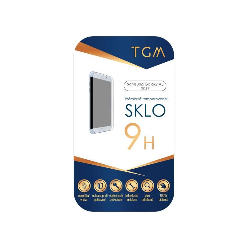 Ochranné sklo TGM pro Samsung Galaxy A5 (2017) (TGM-SM-A517) priehľadné