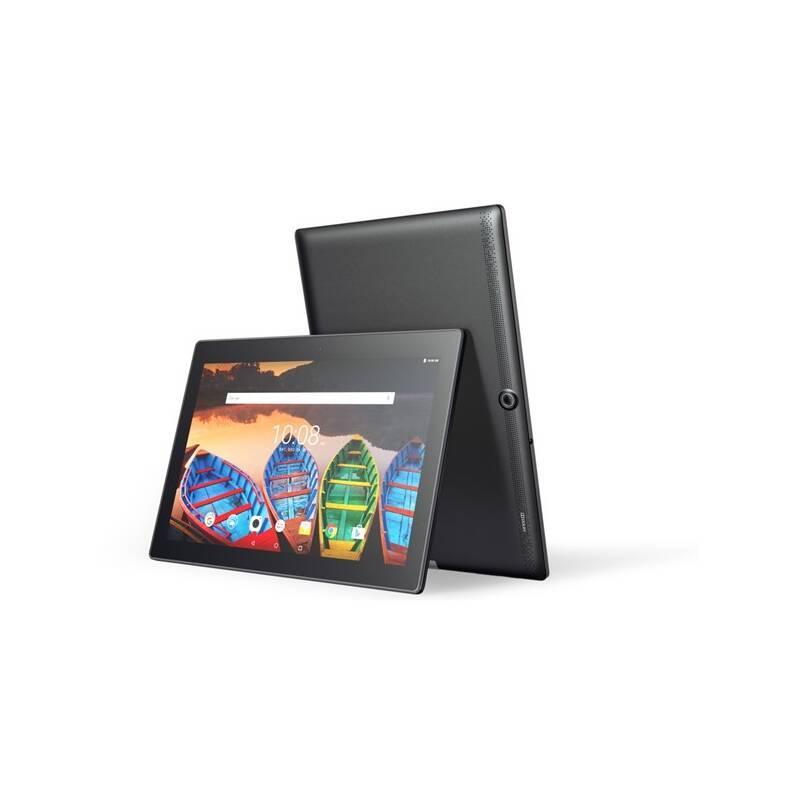 Dotykový tablet Lenovo TAB3 10 Business LTE (ZA0Y0008CZ) černý