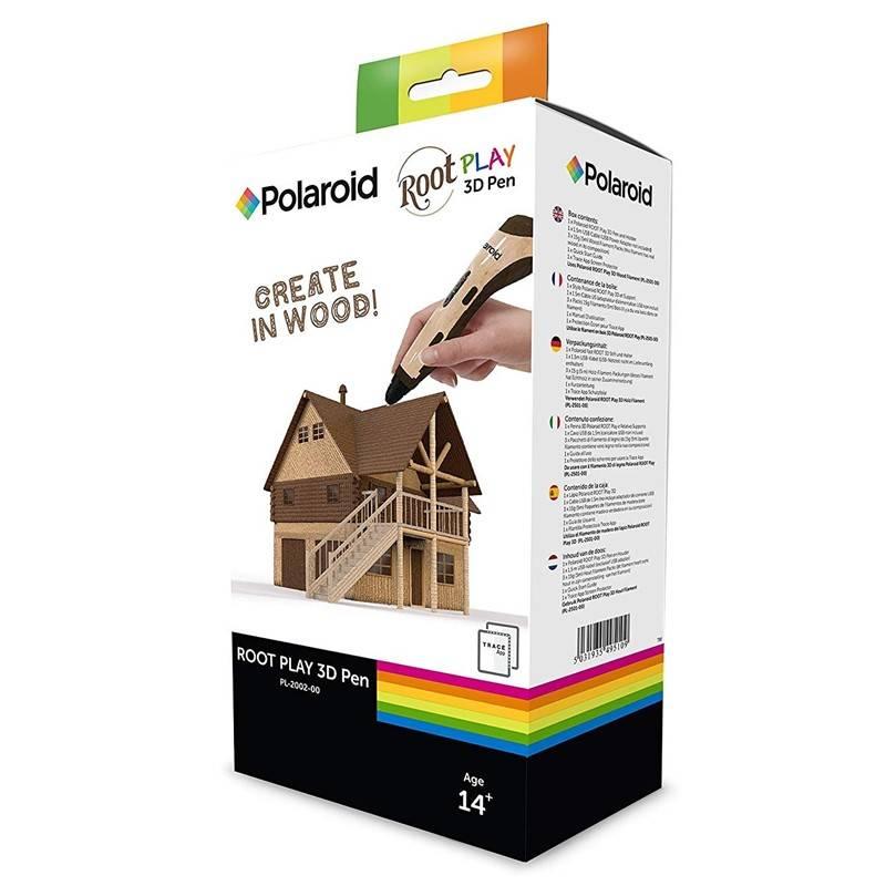 3D pero Polaroid ROOT Play pro ruční tisk (PL-2002-00)