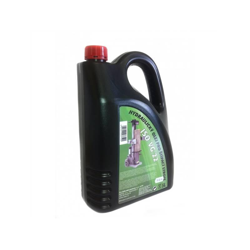 Olej Scheppach hydraulický 5 l