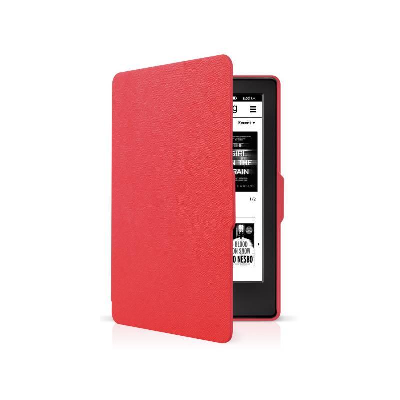 """Puzdro pre čítačku e-kníh Connect IT pro Amazon """"All-New"""" Kindle 2016 (8. generace) (CI-1152) červené"""