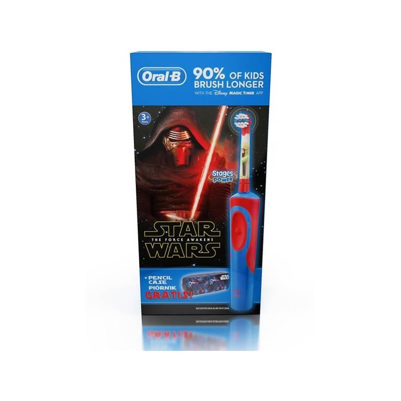 Zubná kefka Oral-B Vitality Star Wars + penál