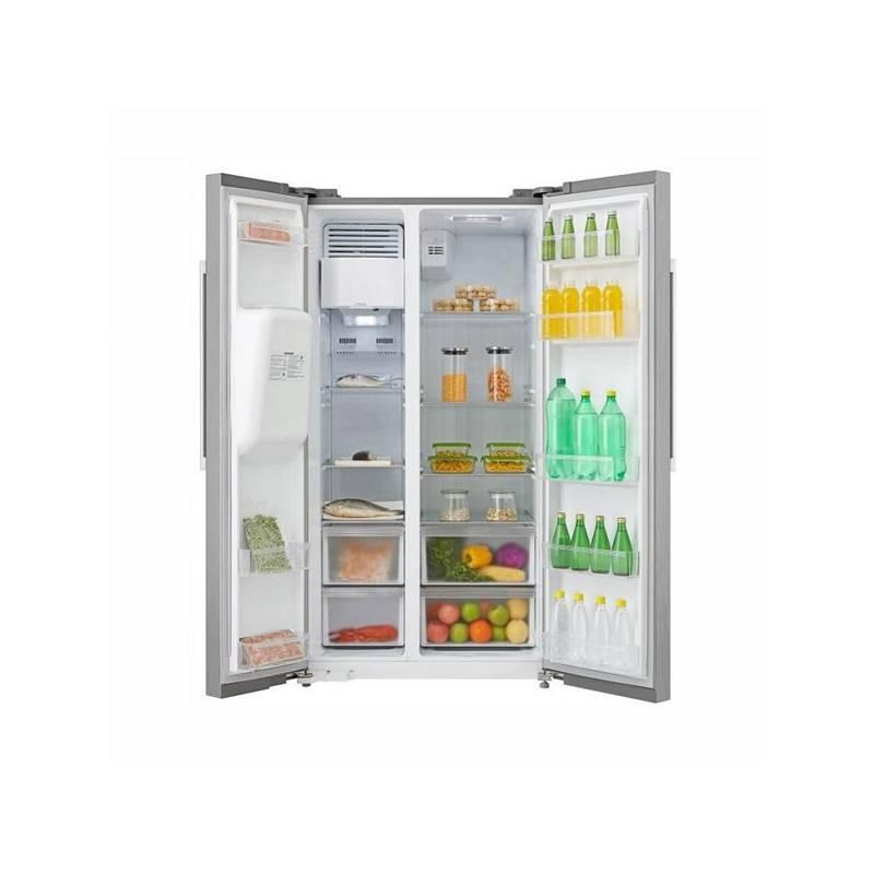 Kombinácia chladničky s mrazničkou ETA 137190010 nerez + Doprava zadarmo