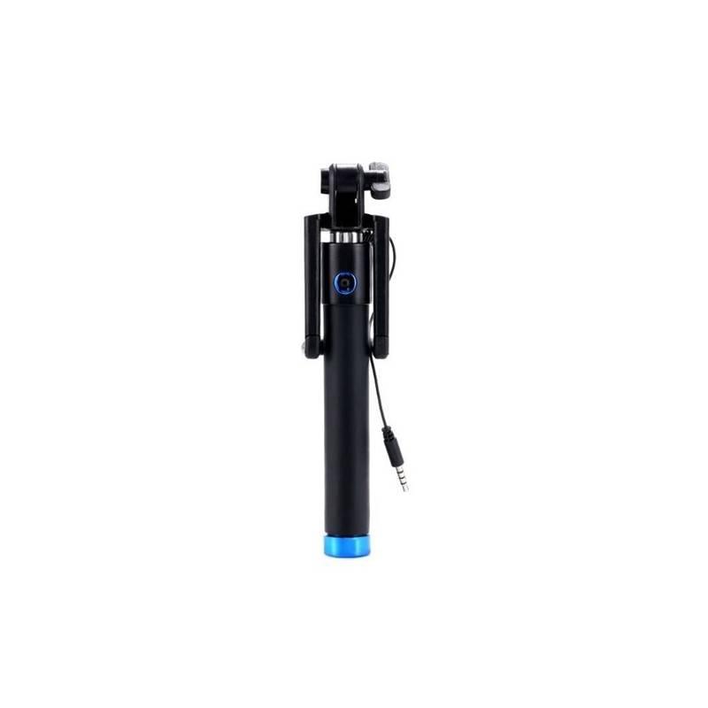 Selfie tyč CellFish univerzální, modrá (CELLSELFBLUE) modrá