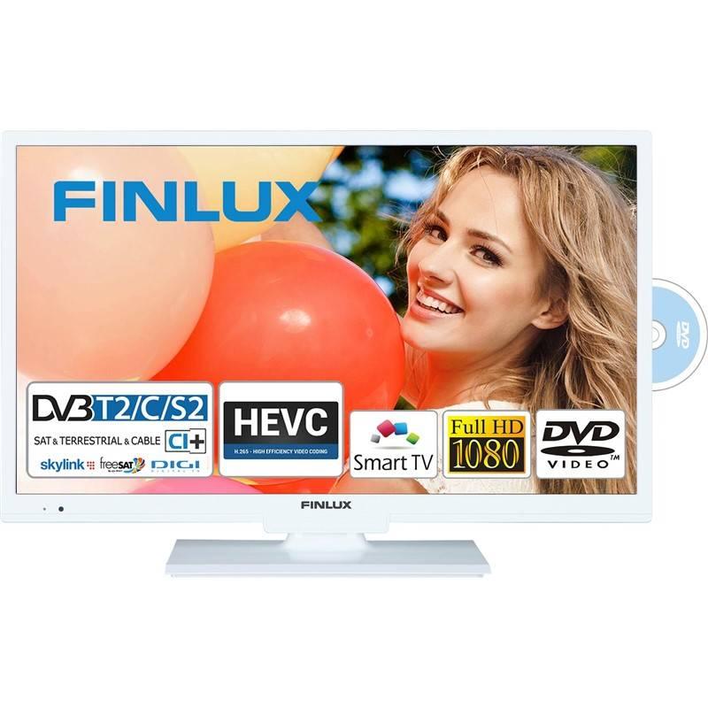 Televize Finlux 22FWDC5161 bílá
