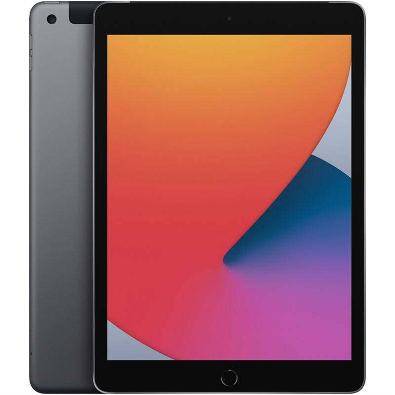 Tablet Apple iPad (2020) Wi-Fi + Cellular 128GB - Space Grey (MYML2FD/A) + Doprava zadarmo