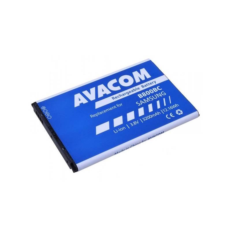 Batéria Avacom pro Samsung Galaxy Note 3, Li-Ion 3200mAh (náhrada EB-B800BEB) (GSSA-N9000-S3200A)