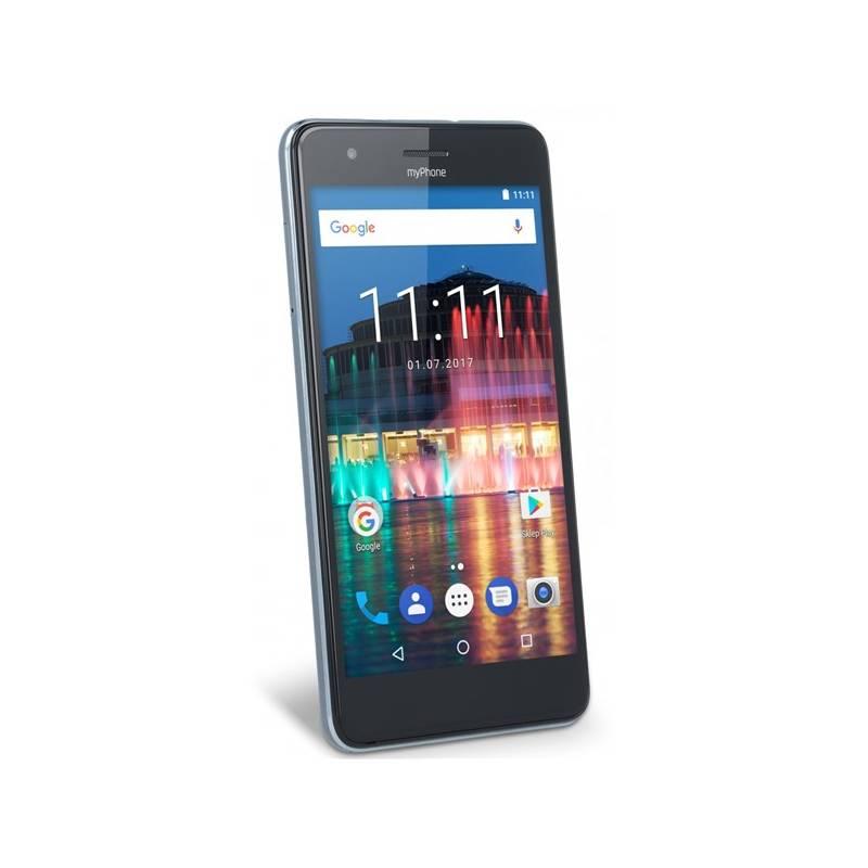 Mobilný telefón myPhone CITY (TELMYACITYGR) zlatý Software F-Secure SAFE, 3 zařízení / 6 měsíců (zdarma)