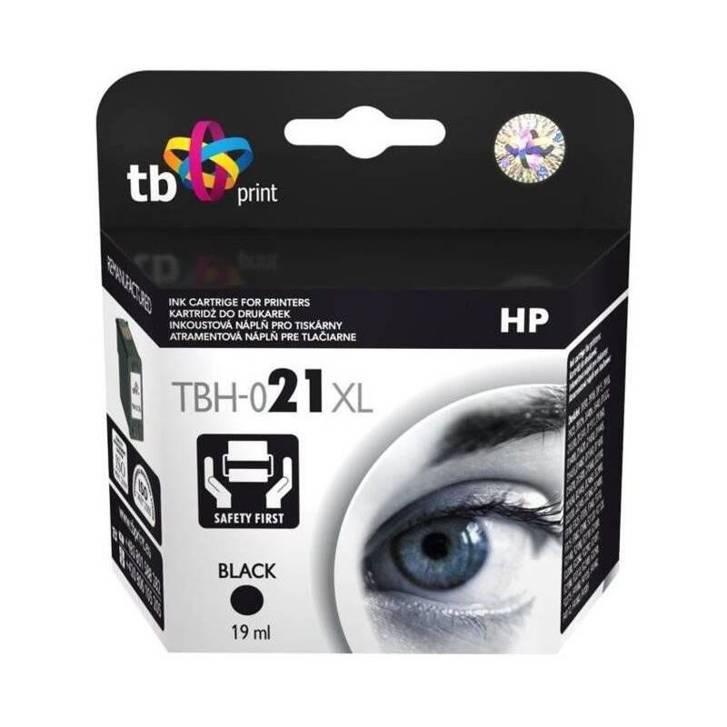 Cartridge TB HP C9351AE (No.21) Bk - kompatibilní (TBH-021XL) čierna