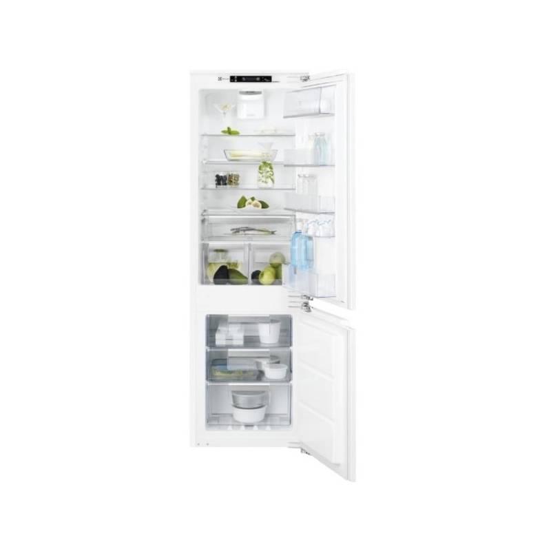 Kombinácia chladničky s mrazničkou Electrolux ENG2854AOW + Doprava zadarmo