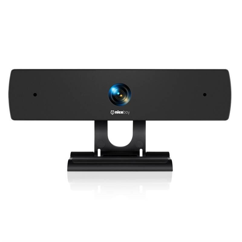 Webkamera Niceboy Stream Pro čierna + Doprava zadarmo
