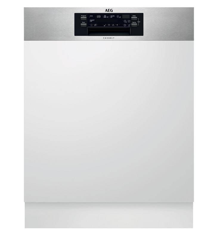 Umývačka riadu AEG Mastery FEE62700PM + Cashback 60 € + Doprava zadarmo