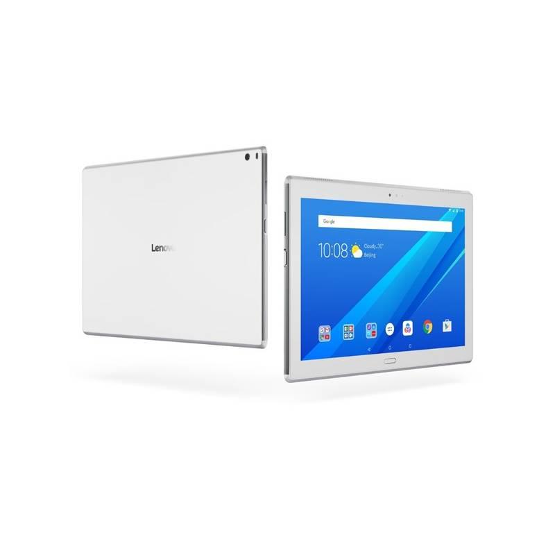 """Tablet Lenovo TAB4 10"""" PLUS Wi-Fi (ZA2M0016CZ) biely Software F-Secure SAFE, 3 zařízení / 6 měsíců (zdarma)"""