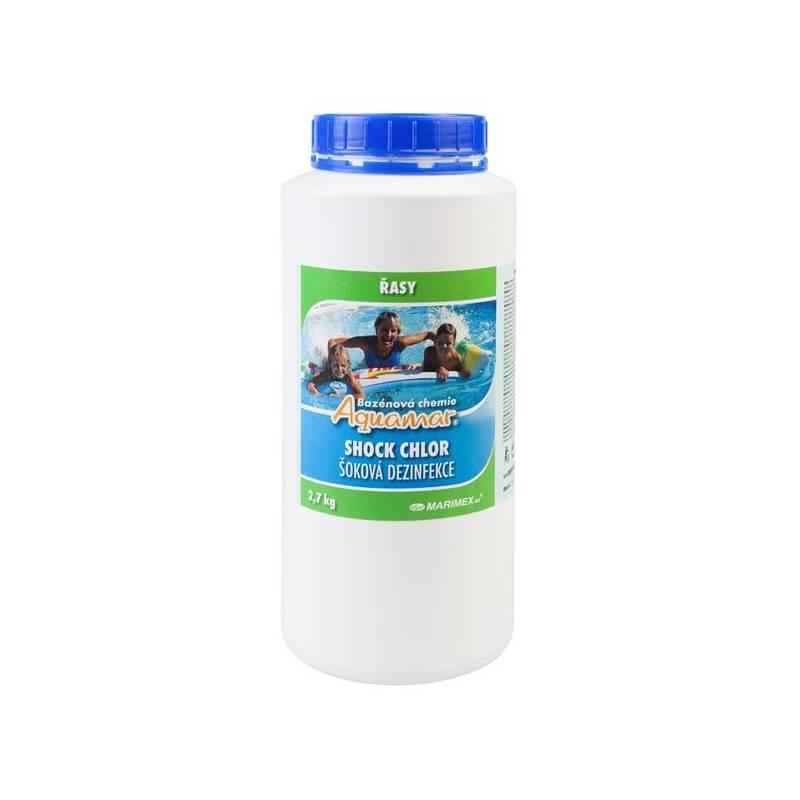 Bazénová chémia Marimex AQuaMar - Chlor Shock 2,7 kg