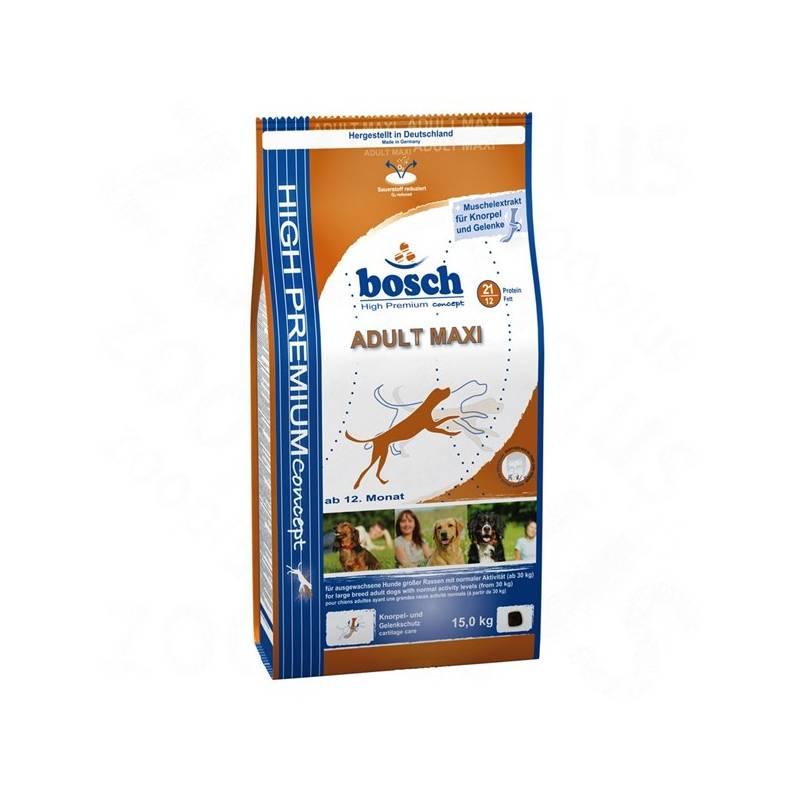 Granule Bosch Adult Maxi 15 kg, pro dospělé psy