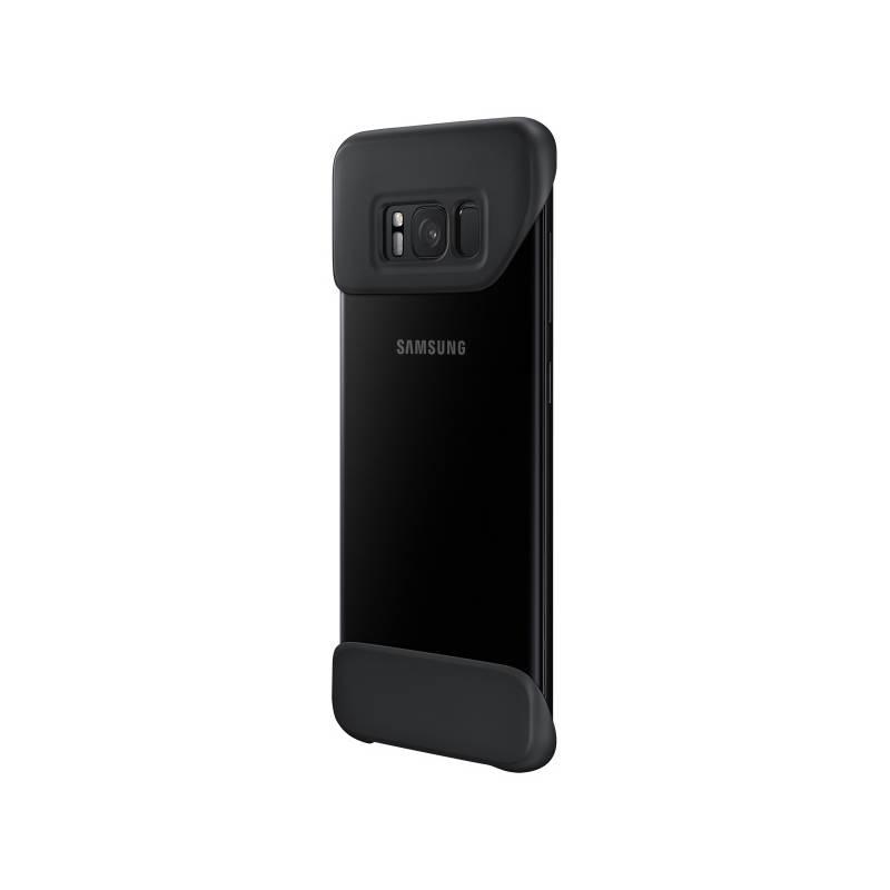 Kryt na mobil Samsung 2 dílný pro Galaxy S8+ (EF-MG955C) (EF-MG955CBEGWW) čierny