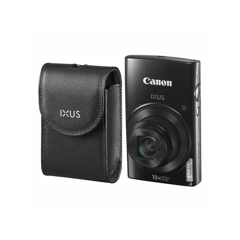 Digitálny fotoaparát Canon IXUS 190 + orig.pouzdro (1794C011) čierny