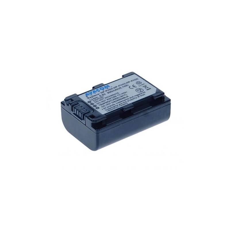 Akumulátor Avacom NP-FH30, FH40, FH50 (VISO-FH50-142) čierny