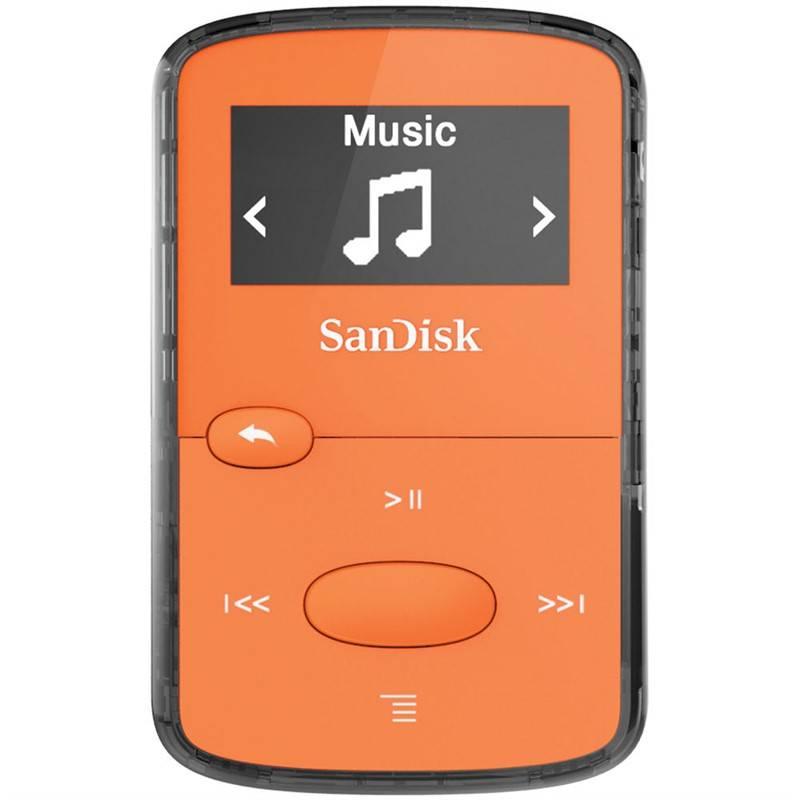 73abef6a5 Sandisk mp3 sansa clip jam 8 gb cierny levně | Blesk zboží