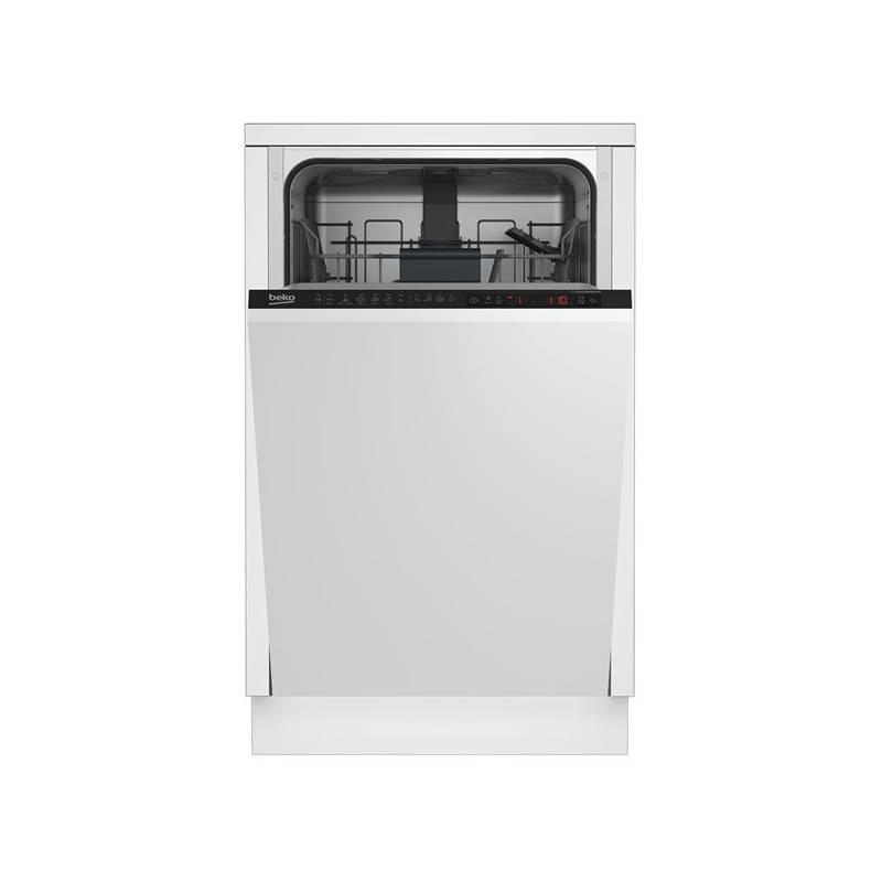 Umývačka riadu Beko DIS 26021 biela + Doprava zadarmo