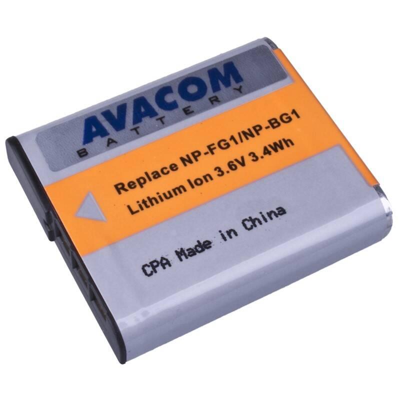 Batéria Avacom Sony NP-BG1N/FG1 Li-ion 3,6V 950mAh (DISO-BG1-843N5)