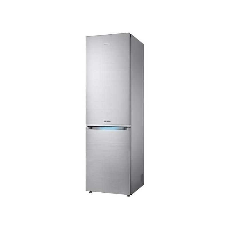 Kombinácia chladničky s mrazničkou Samsung RB8000 RB36J8799S4/EF nerez + Doprava zadarmo