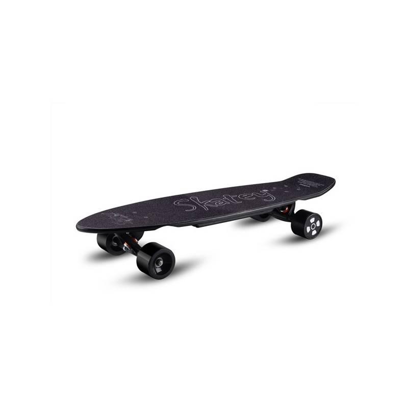 Longboard elektrický Skatey 350L - černý + Doprava zadarmo