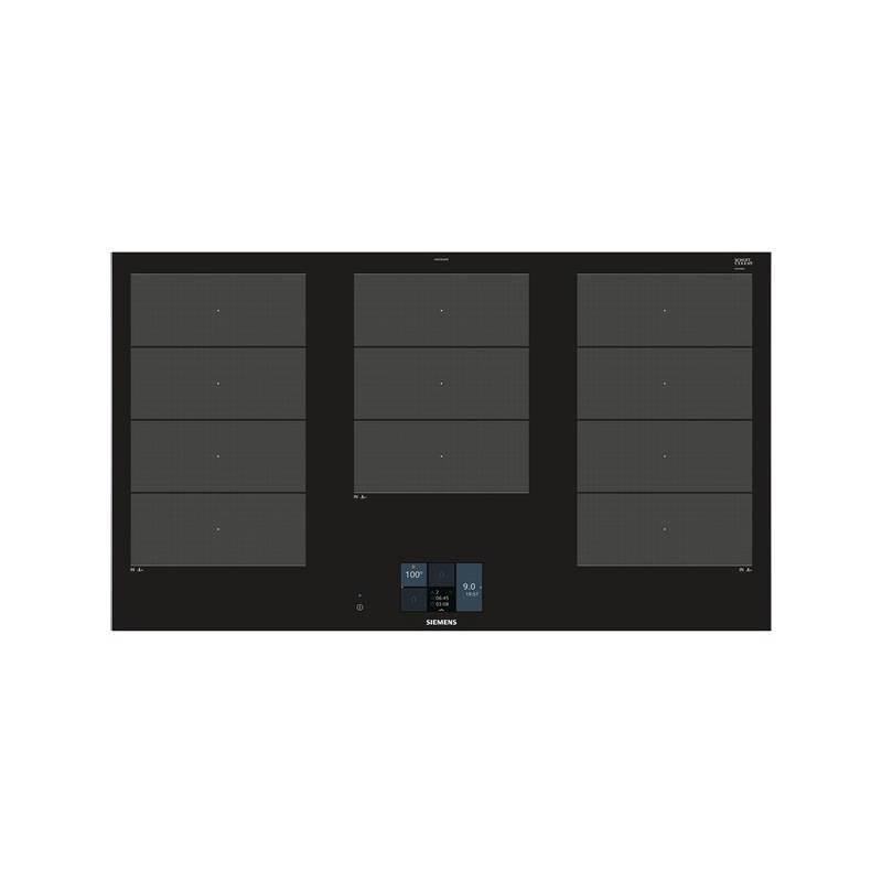 Indukční varná deska Siemens EX975KXW1E černá