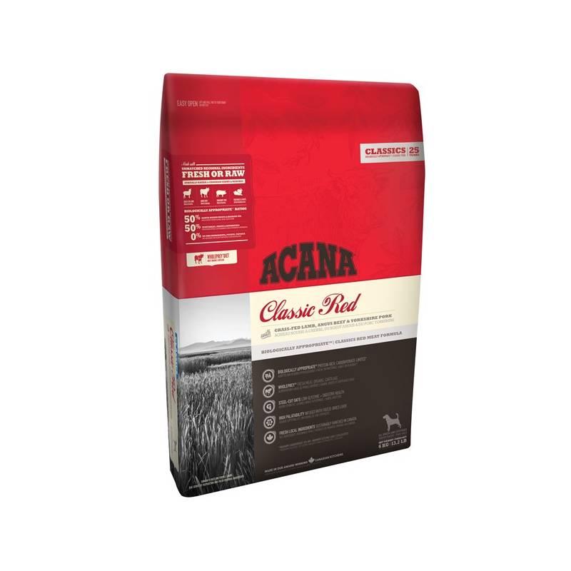 Granuly Acana Dog Classic Red 17 kg + Doprava zadarmo