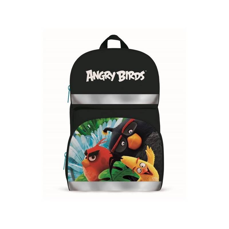 Batoh školský P + P Karton anatomický Ergo Compact Angry Birds Movie + Doprava zadarmo