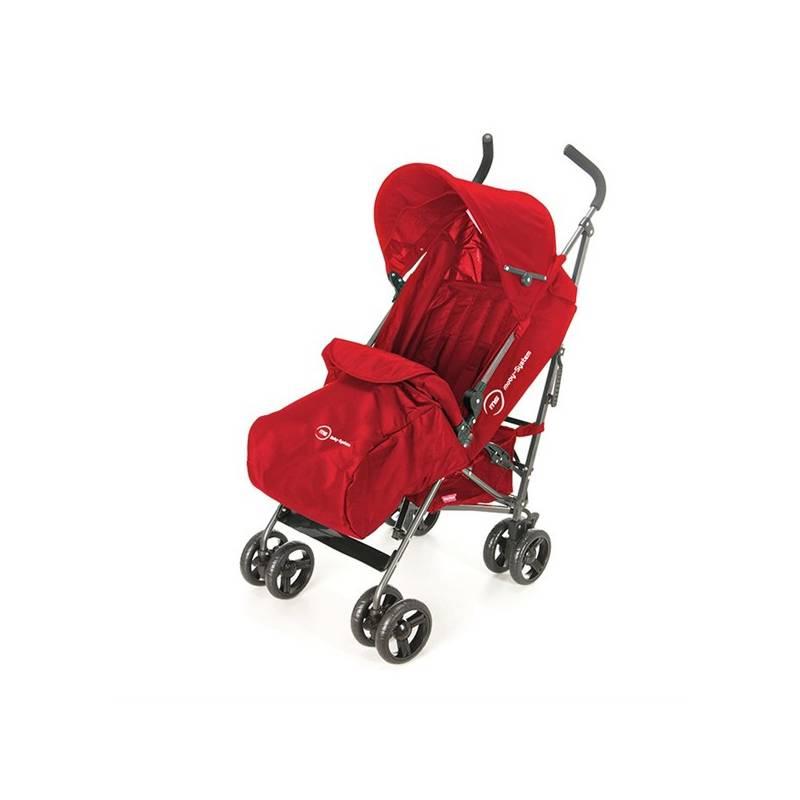 Kočík golfové palice Sun Baby Almond red červený + Doprava zadarmo