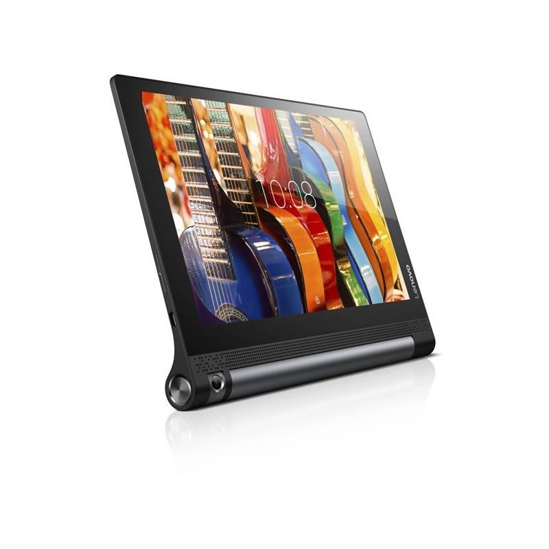 Dotykový tablet Lenovo Yoga Tablet 3 10 LTE (ZA0K0036CZ) černý